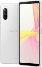 Mobilný telefón Sony Xperia 10 III 5G 6 GB/128 GB charger, biely