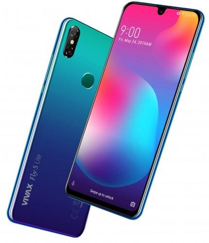 Mobilný telefón Vivax Fly 5 Lite 3GB/32GB, modrá + DÁREK Antivir Bitdefender pro Android v hodnotě 299 Kč