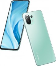 Mobilný telefón Xiaomi Mi 11 Lite 5G 6GB / 128GB, zelená