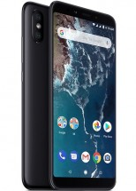 Mobilný telefón Xiaomi Mi A2 4GB/64GB, čierna + Antivir ZDARMA