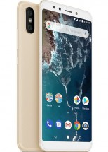 Mobilný telefón Xiaomi Mi A2 4GB/64GB, zlatá