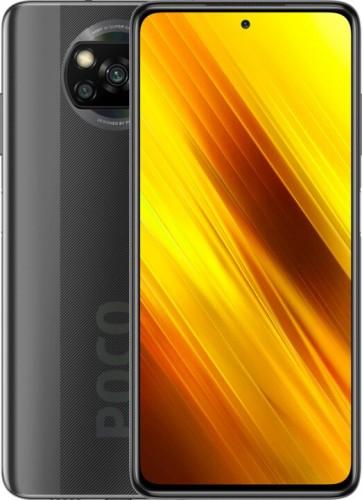 Mobilný telefón Xiaomi Poco X3 6GB/128GB, šedá + ZDARMA Xiaomi Mi Band 3