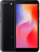 Mobilný telefón Xiaomi Redmi 6 3GB/32GB, čierna + Antivir ESET