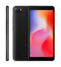 Mobilný telefón Xiaomi Redmi 6A 2GB/16GB, čierna + Powerbank Swissten 6000mAh