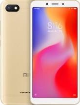Mobilný telefón Xiaomi Redmi 6A 2GB/16GB, zlatá + Antivir ZDARMA