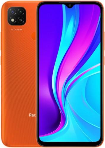Mobilný telefón Xiaomi Redmi 9C 3GB/64GB, oranžová + DÁREK Antivir Bitdefender pro Android v hodnotě 299 Kč