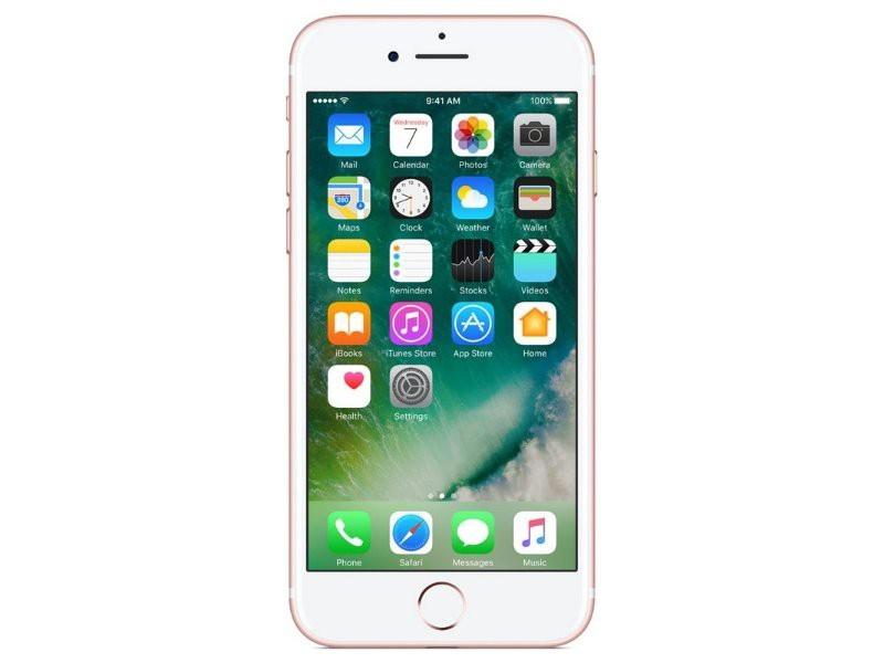 Mobily, GPS ZLACNENÉ Apple iPhone 7 256GB, rose gold ROZBALENÉ