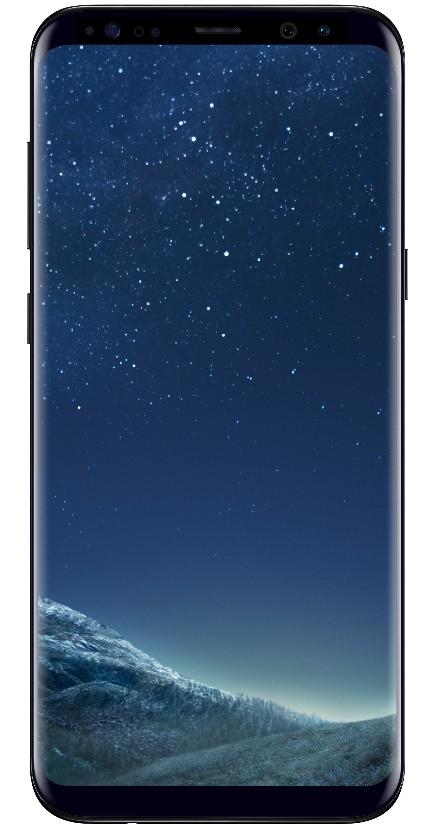 Mobily ZLACNENÉ Samsung Galaxy S8+ G955F, čierna POUŽITÝ, NEOPOTREBOVANÝ TOVAR