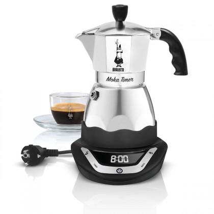 Moka kávovar Moka kávovar Bialetti Moka Easy Timer 3