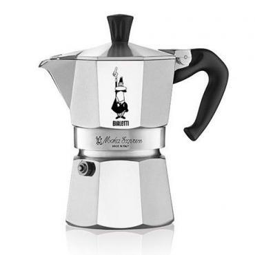 Moka kávovar Moka kávovar Bialetti Moka Express 4