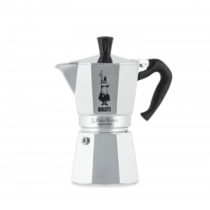 Moka kávovar Moka kávovar Bialetti Moka Express 6