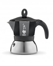 Moka konvička Bialetti Moka Induction black 3