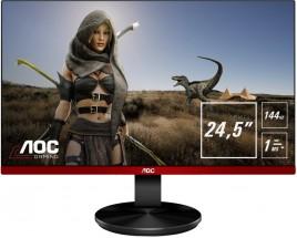 Monitor AOC G2590FX, 25 '', herný, LED, Full HD, čierna