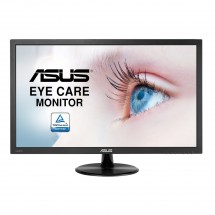 "Monitor Asus 24 ""LED Full HD, 16: 9, HDMI, VGA, VP247HAE + ZADARMO hub Olpran v hodnote 39 EUR"