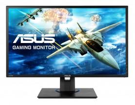 Monitor Asus VG245HE, 24'', herný, LED podsv., Full HD, čierny + ZADARMO USB-C Hub Olpran v hodnote 19,9 EUR