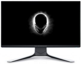 "Monitor Dell Alienware AW2521HF, 25"", herný, 240 Hz, 1ms, biely"