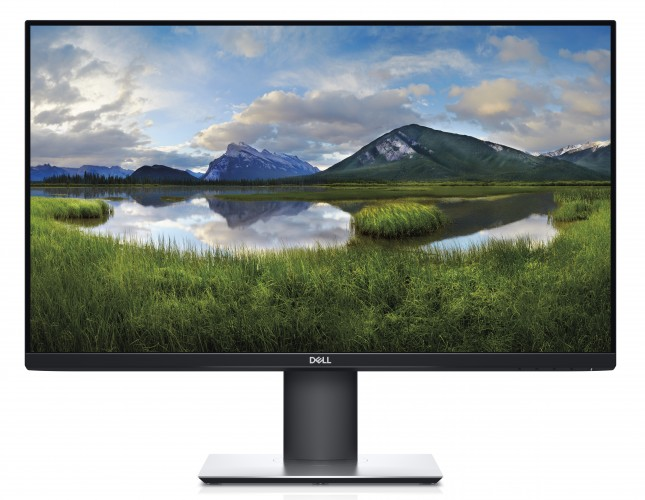 "Monitor Dell Professional P2719HC, 27"", FullHD, 8 ms, USB-C/HDMI"