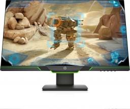 Monitor HP 27xq, 27'', herný, 144hz, čierny (3WL54AA)