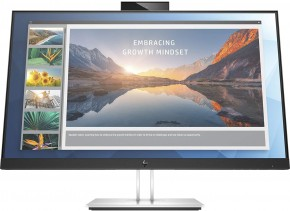 "Monitor HP E24d G4, 23,8 "", 5 ms, integrovaná webkamera"