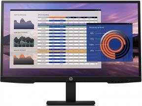 """Monitor HP P27h G4, 27 """", 1920x1080, IPS, 5 ms"""