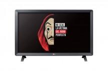 Monitor LG 28TL520S-PZ, s DVB-T2 tunerom, 27,5 '', IPS, čierna PO