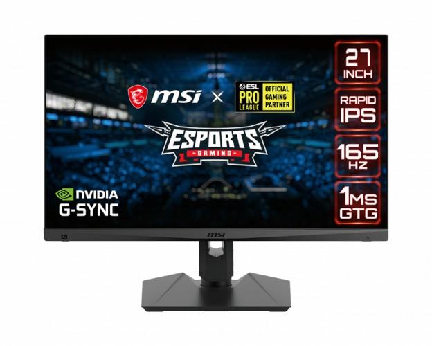 Monitor MSI Gaming Optix MAG274QRF