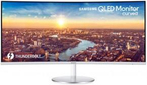 "Monitor Samsung C34J791W, 34"", VA, 2xUSB, HDMI, DP, 4 ms"