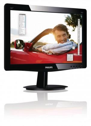 "Monitory  Philips 166V3LSB LED 15,6"""