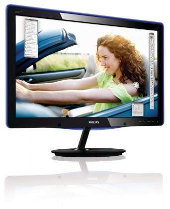 "Monitory  Philips 227E3LPHSU LED 21,5"""