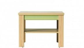 Monza - stolík, CD1 (višňa cornvall, zelená)