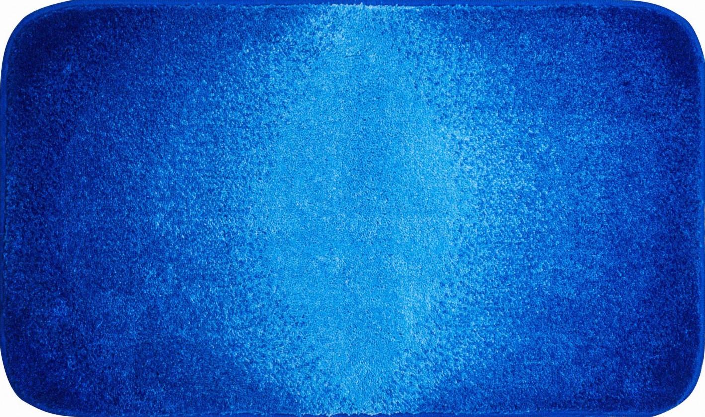 Moon - Malá predložka 50x60 cm (modrá)