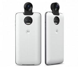 Moto Mods 360 Kamera White