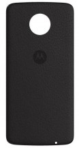 MOTO MODS COVER BLACK LEATHER