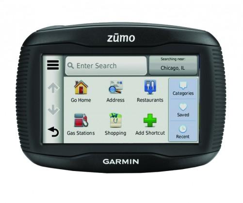 Moto navigácie Garmin zumo 390LM Lifetime