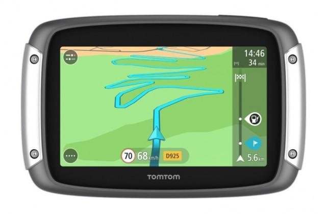 Moto navigácie TomTom Rider 40 CE