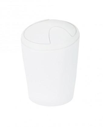 Move-Odpadkový kôš white