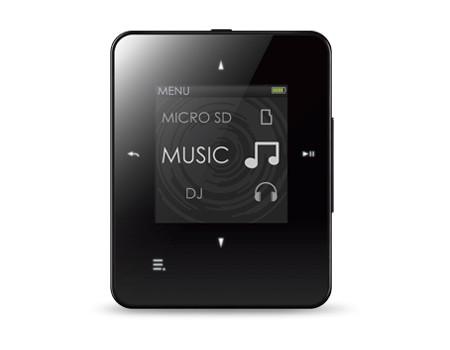 MP3, MP4 prehrávače,discmany  Creative ZEN Style M100 8GB, černý (70PF256100115)