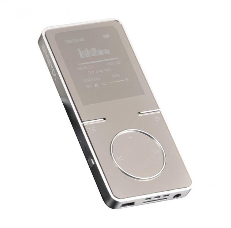 MP3, MP4 prehrávače,discmany  Emgeton CULT M1 60TH LIMITED EDITION 4GB, 23h, 1,8 TFT LCD