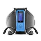 MP3, MP4 prehrávače,discmany  Energy Sistem 1602 Sport / 2GB (Electric Blue) BAZAR