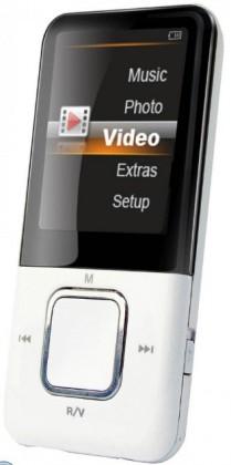 MP3, MP4 prehrávače,discmany MPman 123 4 GB