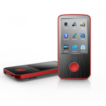MP3, MP4 prehrávače,discmany MPMan BT 24 4GB