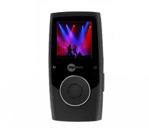 MP3, MP4 prehrávače,discmany  MPMan MP 152 PAK 4GB Black