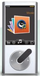 MP3, MP4 prehrávače,discmany MPman MP 259 8 GB