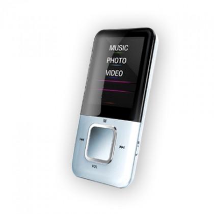 MP3, MP4 prehrávače,discmany  MPMan MP123, 4GB, Purple