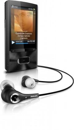 MP3, MP4 prehrávače,discmany Philips SA3ARA04K
