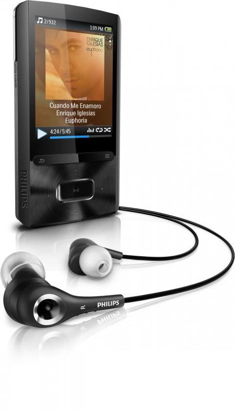 MP3, MP4 prehrávače,discmany Philips SA3ARA08K