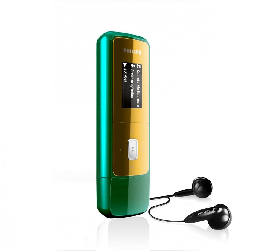 MP3, MP4 prehrávače,discmany  Philips SA3MXX02G