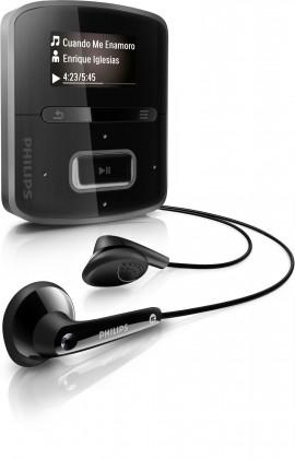 MP3, MP4 prehrávače,discmany  Philips SA3RGA02K/02