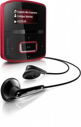 MP3, MP4 prehrávače,discmany Philips SA3RGA02R