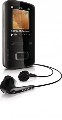 MP3, MP4 prehrávače,discmany Philips SA3VBE04K